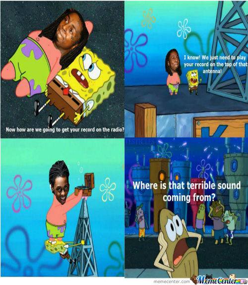 Spongebob Can Explain Anything