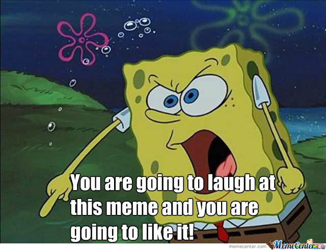 spongebob is mad_o_2155911 spongebob is mad by lerpie12 meme center,Spongebob Mad Meme