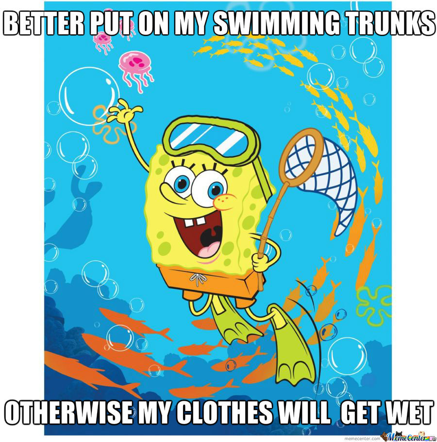 Spongebob logic
