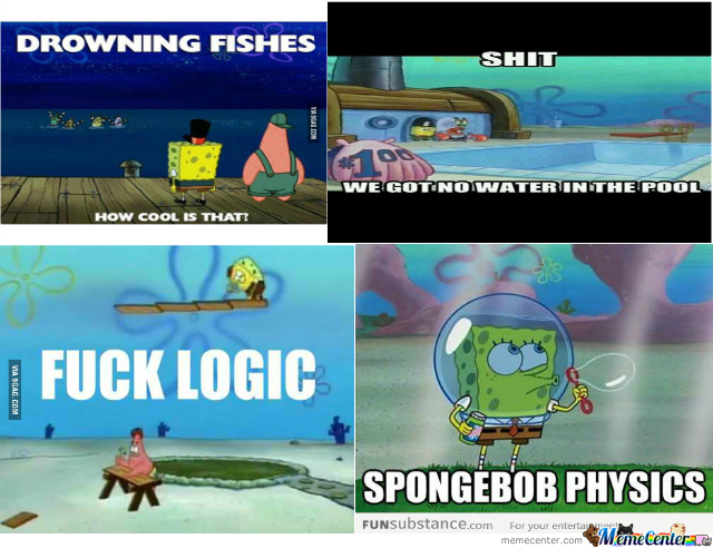 Spongebob Logic By Dasding18 Meme Center