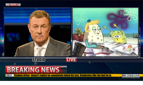 Spongebob News Ep.1