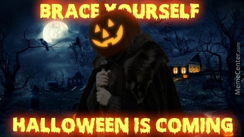 Spooky Is Coming