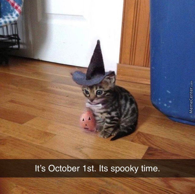 Spooky Time