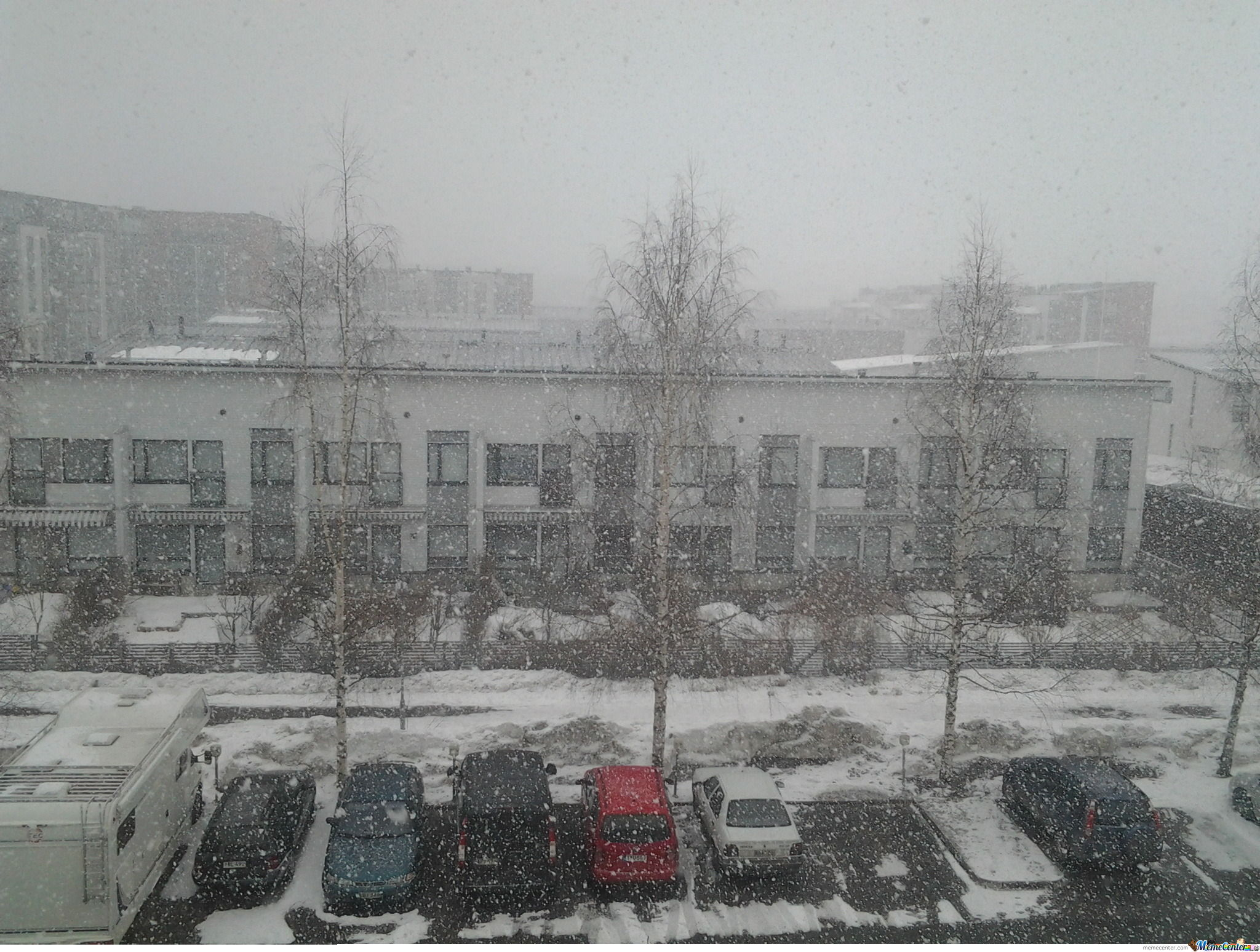 Spring In Finland Is Nice.