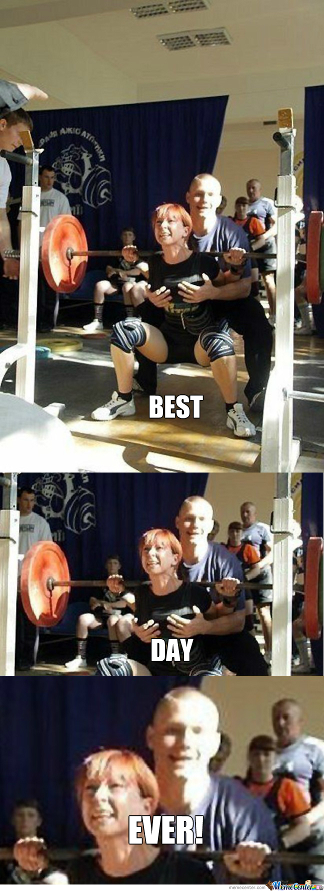 Squat's Best Day