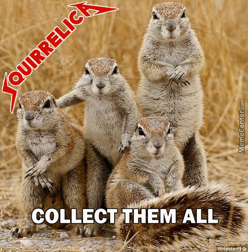 Squirrel Metallica