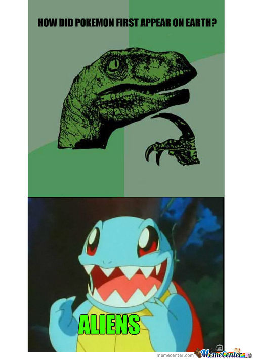 Squirtle Knows