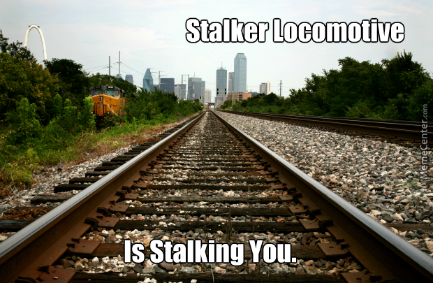 Stalker Locomotive