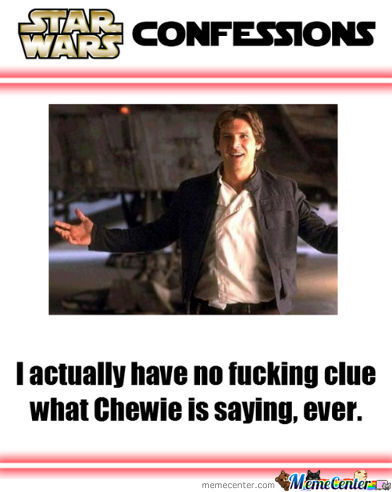 Star Wars Confessions #1