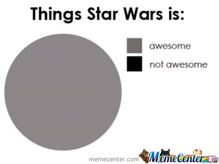 Star Wars Is Awesome