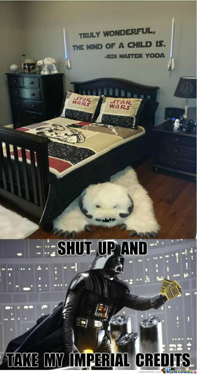 Star Wars Parenting - You're Doing It Right!