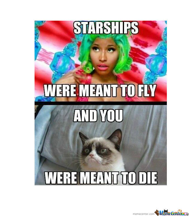 Starships Will Meant To Fly! And
