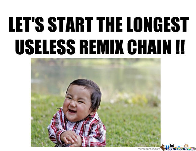 Start All The Remixxes