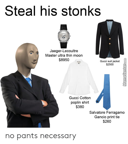 Steal His Stonks
