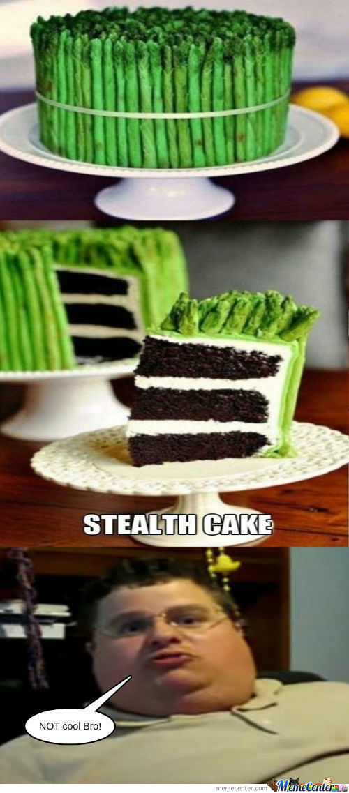 Stealth Cake