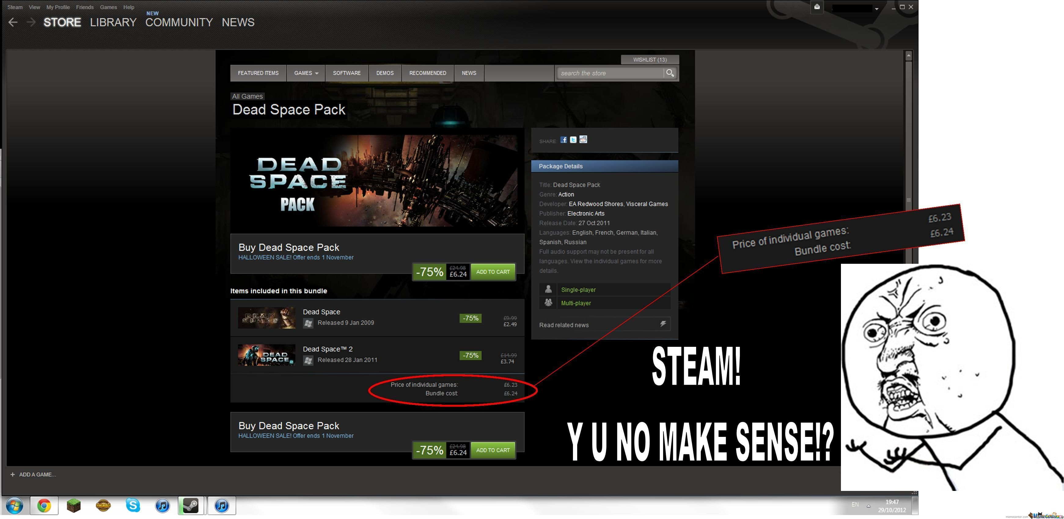 c78144be4446 Steam Prices Make No Sense.... Why The Hell Are You Still Reading This  Title  You Should Be Ashamed Of Yourself.