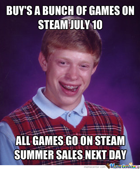 Steam Summer Sales