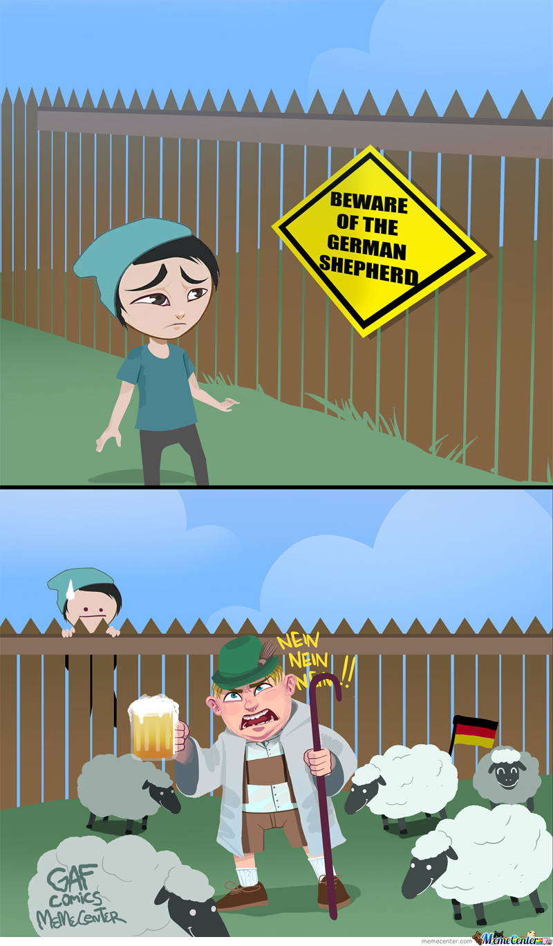 Stereotypes Are Fun!
