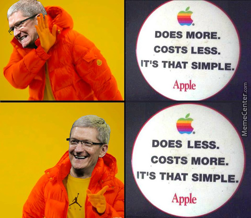 Steve Job Doesnt Like Cook