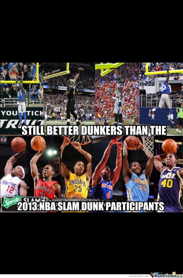 Still Better Dunks Than...