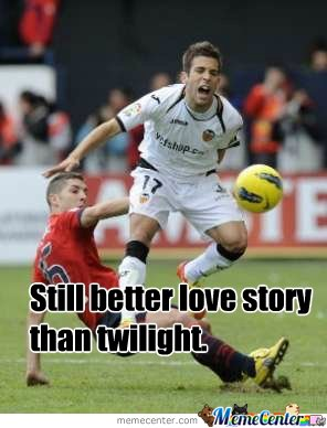 still better love story tha twilight