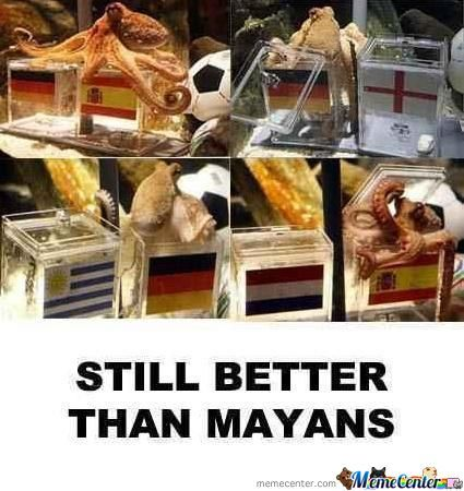 Still Better Than Mayans