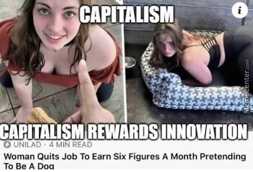 Still Think Capitalism Is Cool?