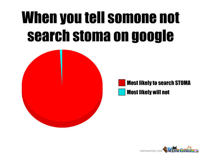 Stoma By Youdontsay346 Meme Center