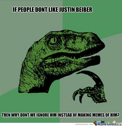 Stop The Justin Beiber Posts