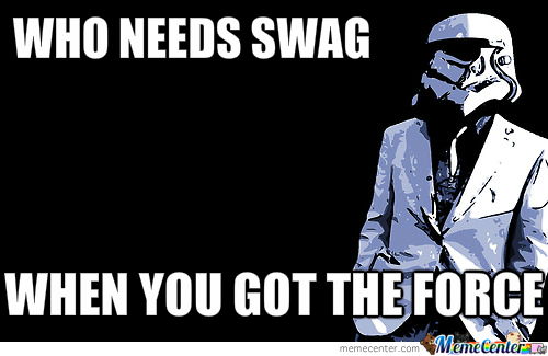 Stormtrooper Anti Swag