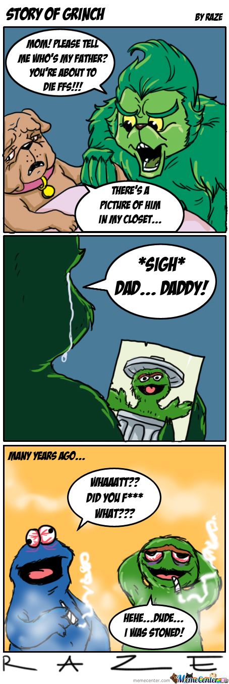 Story Of Grinch
