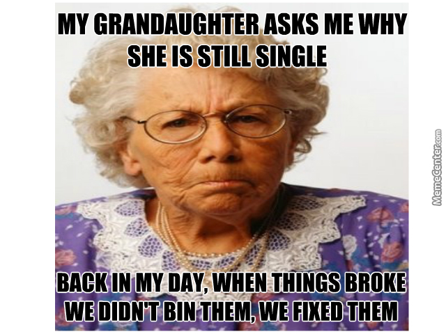 Straight-Talking Grandma, Pt3