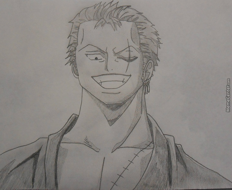 Straw Hat Pirates Zoro