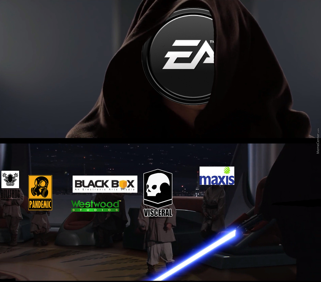 Studios That Ea Killed