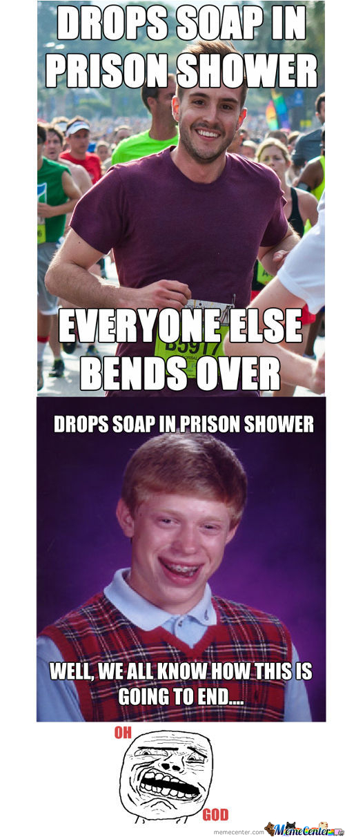 Success Guy And Bad Luck Brian