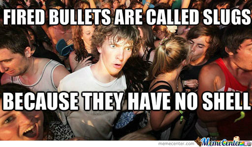 Sudden Clarity Clarence Learns About Firearms