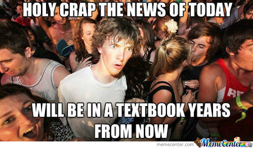 Sudden Clarity Clarence-News And History