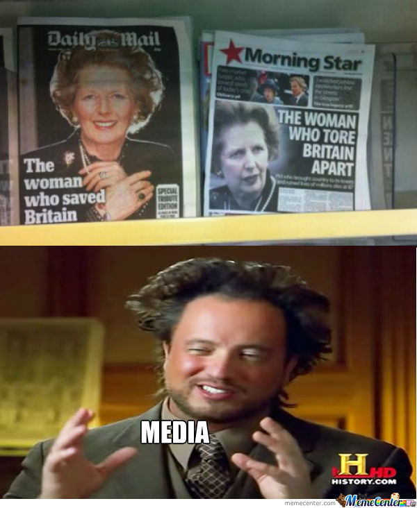 Sums Up Todays Media