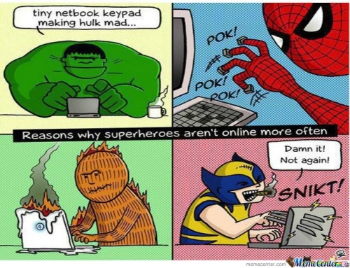 Super Funny Memes: Superhero Memes. Best Collection Of Funny Superhero Pictures