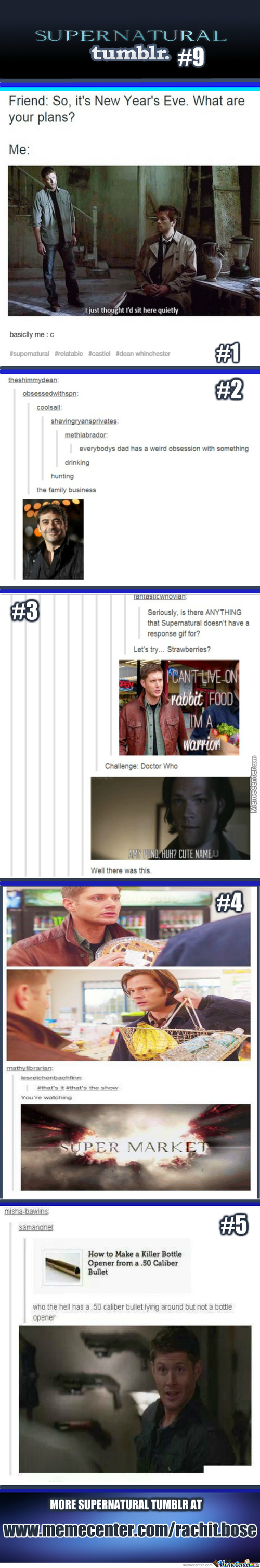 Supernatural Tumblr #9