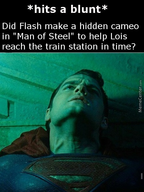 Supes On Dat Kryptonite