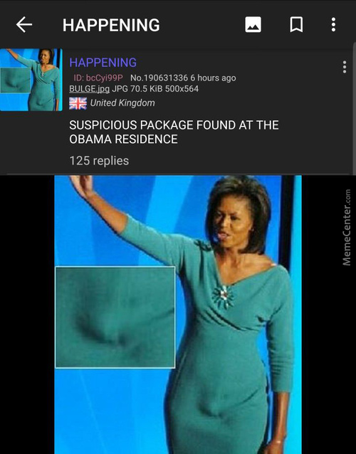 Suspicious Package Found At Obama Residence