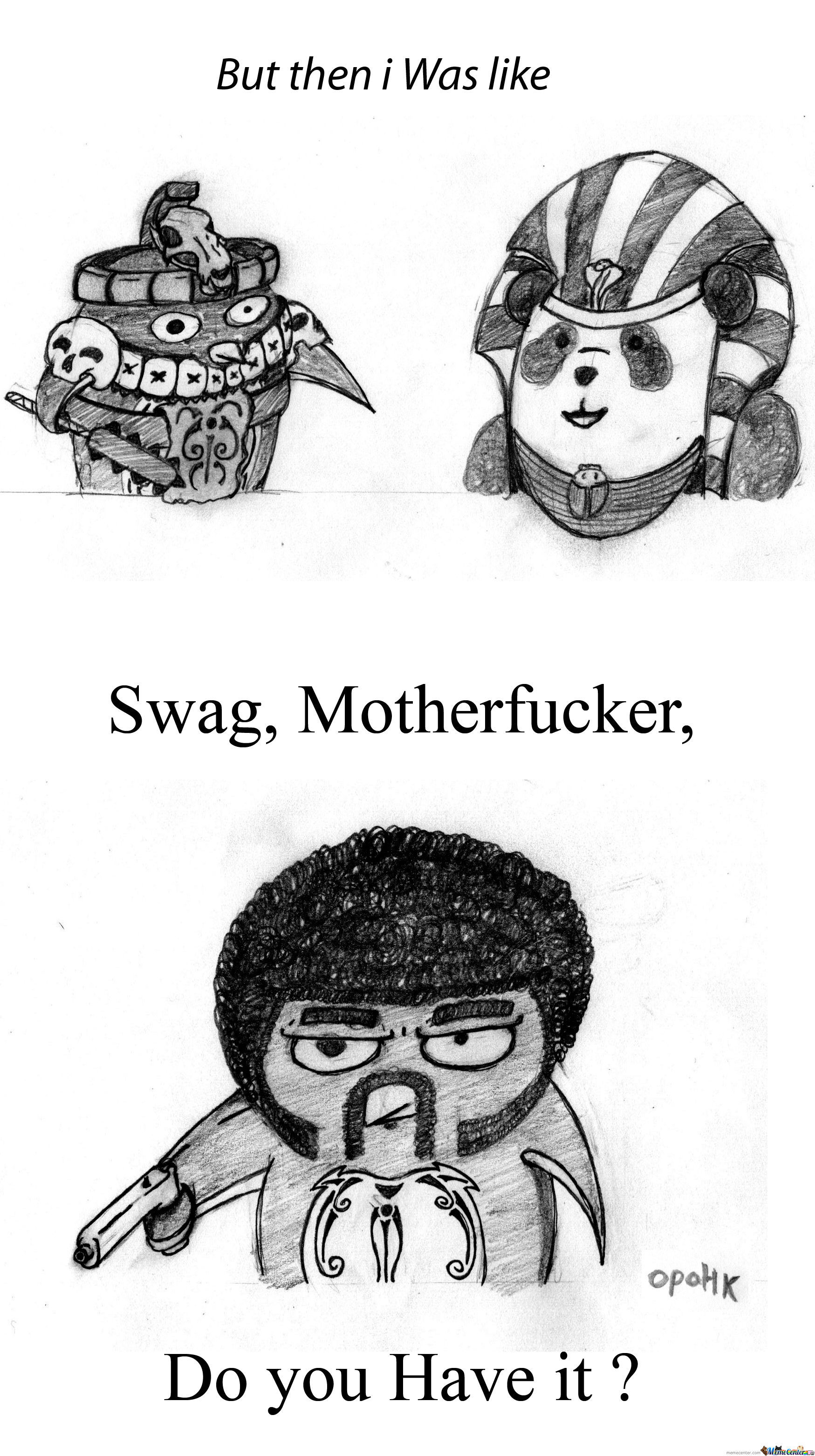 Swag Motherfucker