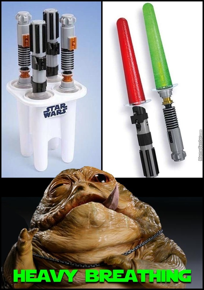 Sweet Mother Of Star Wars!