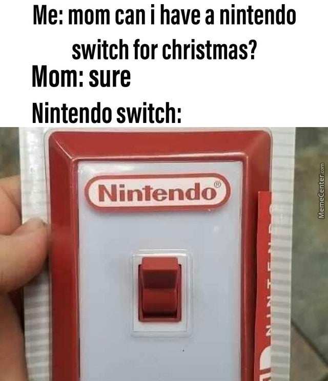 Switch At Home