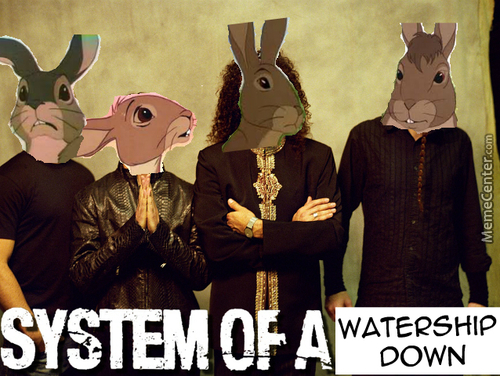 System Of A Wateship Down: Only True Fans Listen To It
