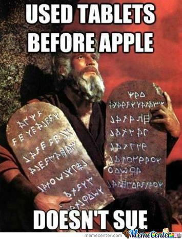 Tablets Before Apple