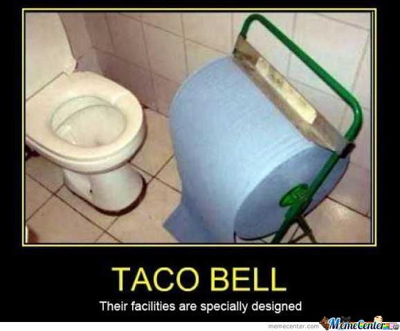 Taco Bell!