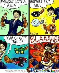 Tails =3
