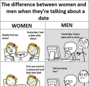 What the difference between dating and talking